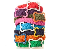 Fun Sailor Inspired Collars for your Pets!    Now available: www.bedesignsshop.com