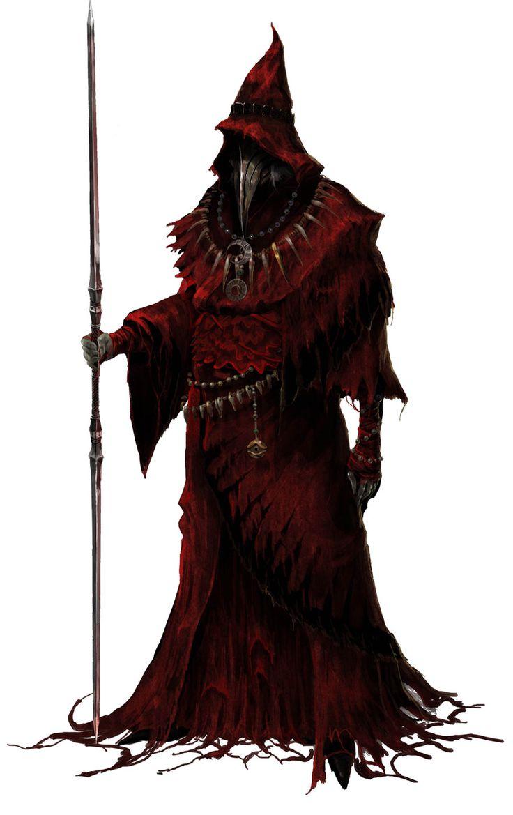 Sealer - Pictures & Characters Art - Dark Souls