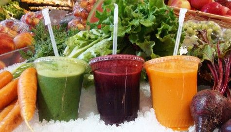 The Deception Of Raw Juice