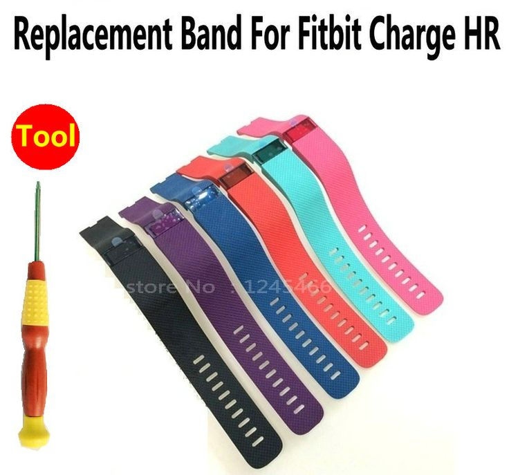 Cheap band wrist bands, Buy Quality silicone wrist strap directly from China repair fors Suppliers:  Silicone Replacement repair Wrist Strap Band DIY Repair replace For Fitbit Charge HR Band ChargeHR Watch Rubber Bands W