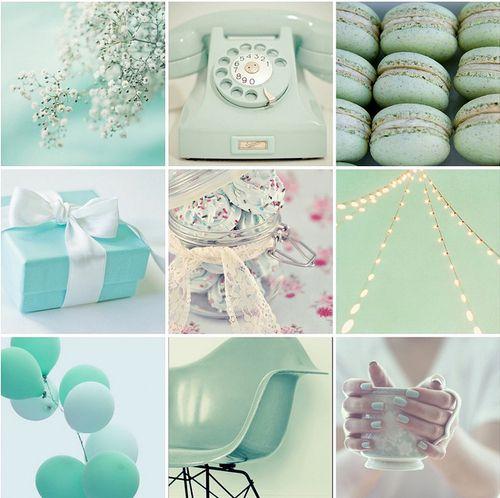 Tiffany Blue Mint