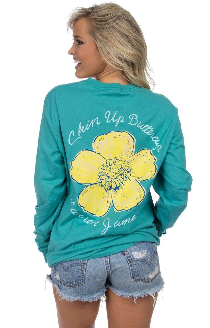 105 Best Shirts Images On Pinterest Chiffon Blouses Shirt Tendencies Tshirt Ny Life Hitam L Lauren James Chin Up Buttercup Seafoam The Fair Lady Boutique 1 Nice Im Keen Pictire