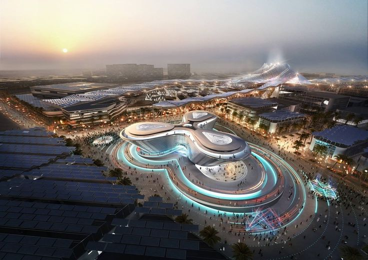 Foster + Partners. Image © Expo 2020 Dubai
