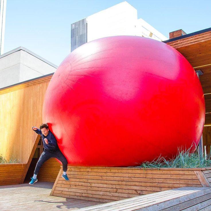 Having a ball downtown #redballproject #ocanadayyc #canada150    #yyc #yycnow #yycliving #CaptureCalgary #CaptureYYC #HelloYYC #iamdowntown #calgaryisbeautiful #sharecalgary #yycarts #cityofcalgary #yyc #yycnow #yycliving #CaptureCalgary #CaptureYYC #HelloYYC #iamdowntown #calgaryisbeautiful #sharecalgary #yycarts#cityofcalgary #yyc #yycnow #yycliving #CaptureCalgary #CaptureYYC #HelloYYC #iamdowntown #calgaryisbeautiful #sharecalgary @HyattCalgary @ThePalomino @EWoolleyWard8 @cityofcalgary…