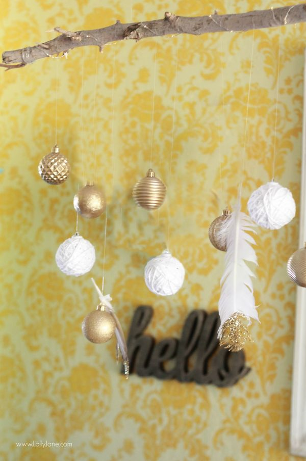 Easy Fall Tablescape Ideas + DIY Gold Dipped Feather Tutorial ~ Home Decor