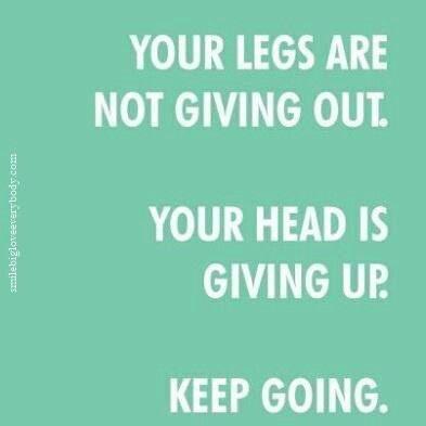 Cycling motivation when doing hills is all about psychology. Your legs have got more, even when your mind is exhausted.