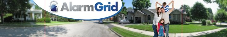 Alarm Grid's Youtube Channel Banner by Le Meteque