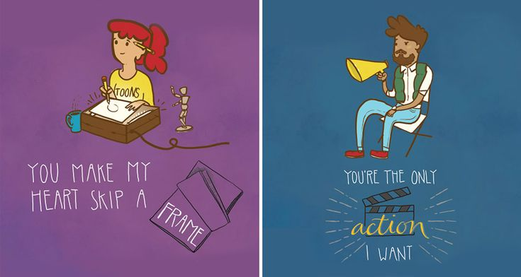 "Conventional pick up lines are for conventional people. We creative types are different. To celebrate Valentine's Day this year, Mumbai-based digital production company Supari Studios came up with ""Filmmaker's Pick Up Lines"" – a series of five illustrations featuring clever one-liners that can be used on/by directors, cinematographers, graphic designers, editors and animators. Check them out […]"