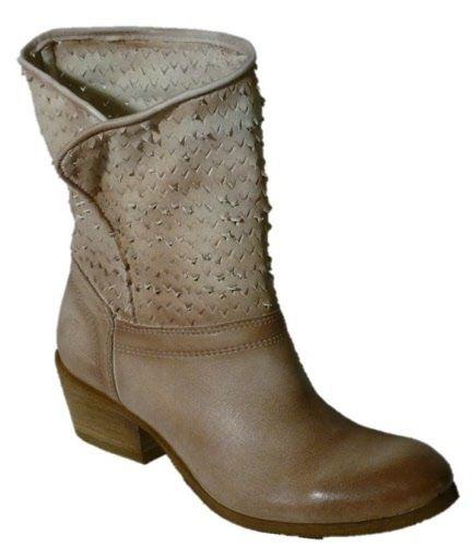 Felmini low boots for women, with heel. Summer 2015