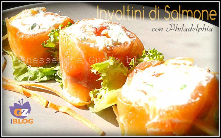 idea semplice e veloce per gustare il Salmone Affumicato. Ricetta che si presta benissimo sia come antipasto che come secondo piatto accompagnato con insalata fresca.