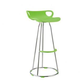 Barová stolička GLADI, zelená