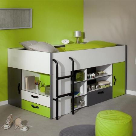 lit enfant combin kiwi prix auchan pas cher et discount for my girls pinterest kiwi. Black Bedroom Furniture Sets. Home Design Ideas