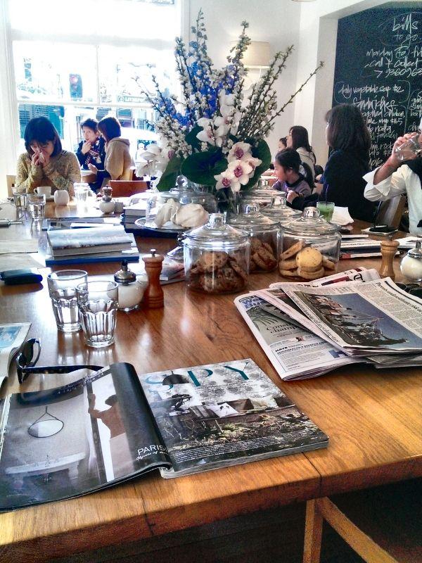 The best breakfast spot in Sydney is Bills in Darlinghurst. It's so relaxed and friendly! #CWTTravelTips