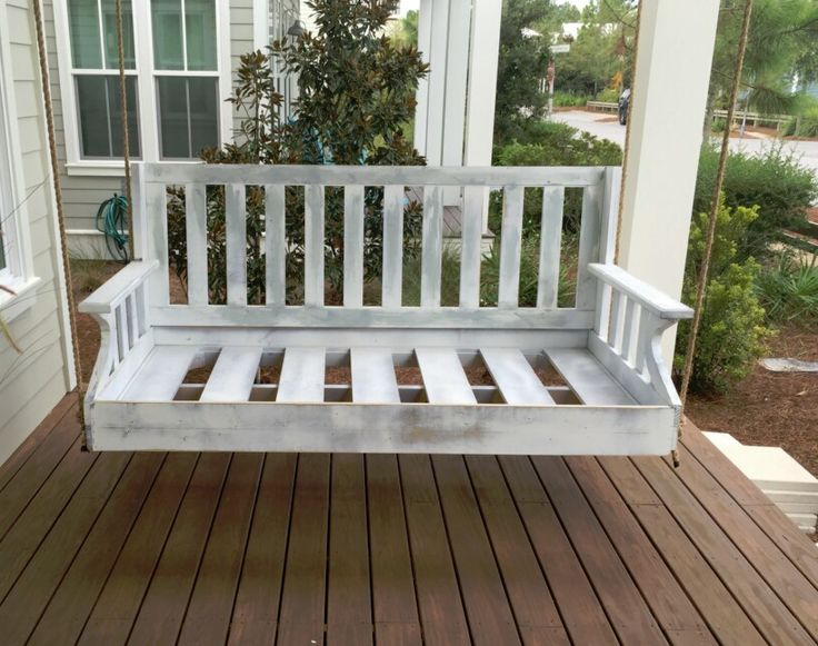 27 Best Images About Porch Swing Bed On Pinterest