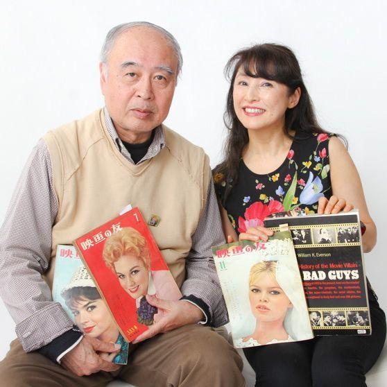 国弘よう子の「映画ナイト」 (2014/05/23更新) ゲスト/映画評論家・「映画の友」元編集長 土田英一さん◇今夜の映画ナイトは、映画評論家・「映画の友」元編集長の土田英一さんをお迎えします。人気作家・伊坂幸太郎の同名小説を映画化、愛する息子を救うため、4人の父が奮闘する姿を描く「オー!ファーザー」や、4人のオスカー俳優が豪華共演を果たしたハートフルコメディ 『ラスト・ベガス』など、新作情報をお届け!そして、今週の「ヴィンテージ・シネマ」のコーナーでは、土屋さんが思う『とっておきの悪人』をテーマに、オススメ俳優が出演する作品3本をご紹介します!アラン・ドロンと、淀川さん、土屋さんが一緒に写る貴重なお宝写真を見ながら、当時の様子もお聞きしました。