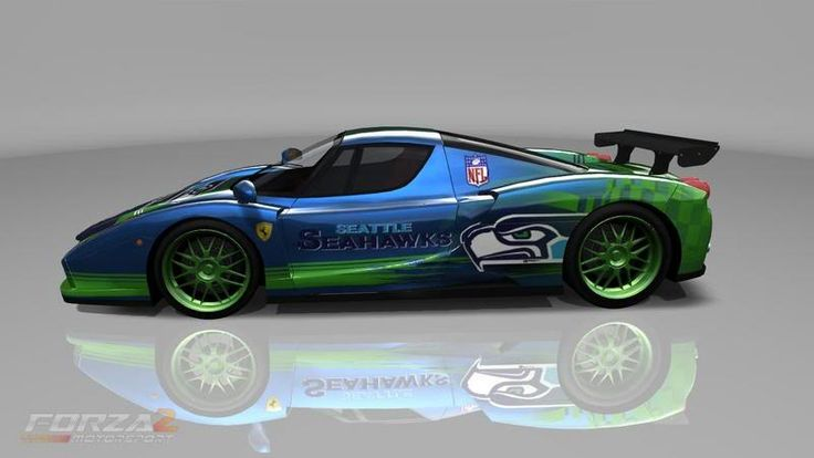 Ferrari Of Seattle >> Pin by Sports Team Cars.com on Seattle Seahawks Diecast Cars NFL   Pinterest   Cars, Seattle ...