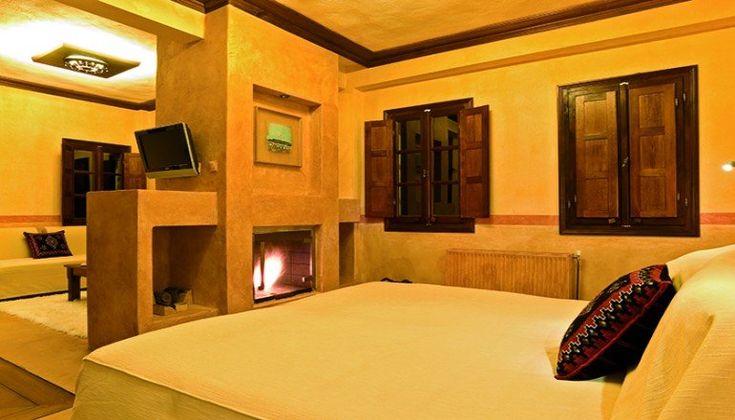 4* Katogi Averoff Hotel & Winery στο Μέτσοβο!!!