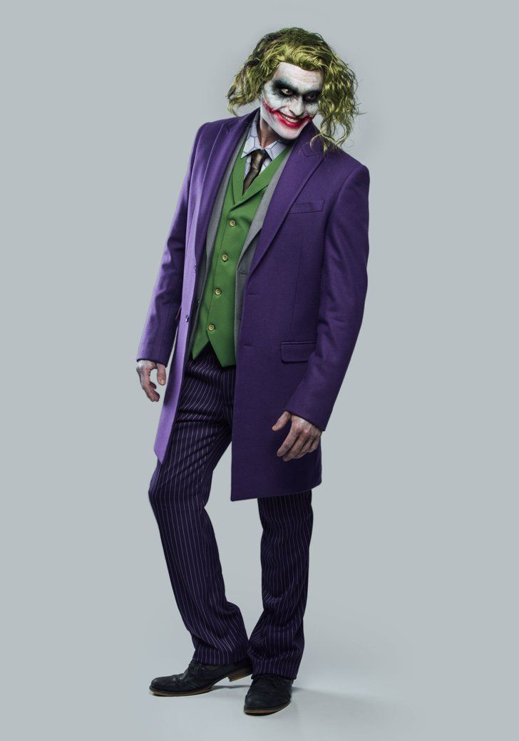 Pin for Later: A Company's Marvel- and DC-Inspired Formalwear Is Stylish Enough to Save the Day  The Joker Suit, Authentic — ($350, originally $400, preorder)