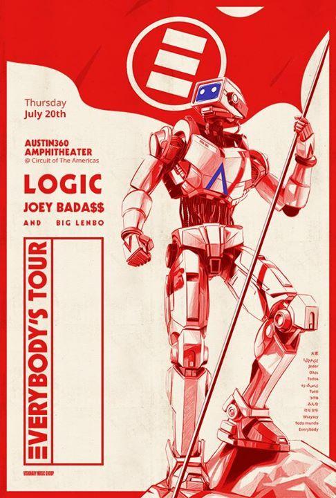 #FOEAUSTIN Logic Presents: Everybody's Tour with Joey Badass & Big Lenbo - http://fullofevents.com/austin/event/logic-presents-everybodys-tour-with-joey-badass-big-lenbo/