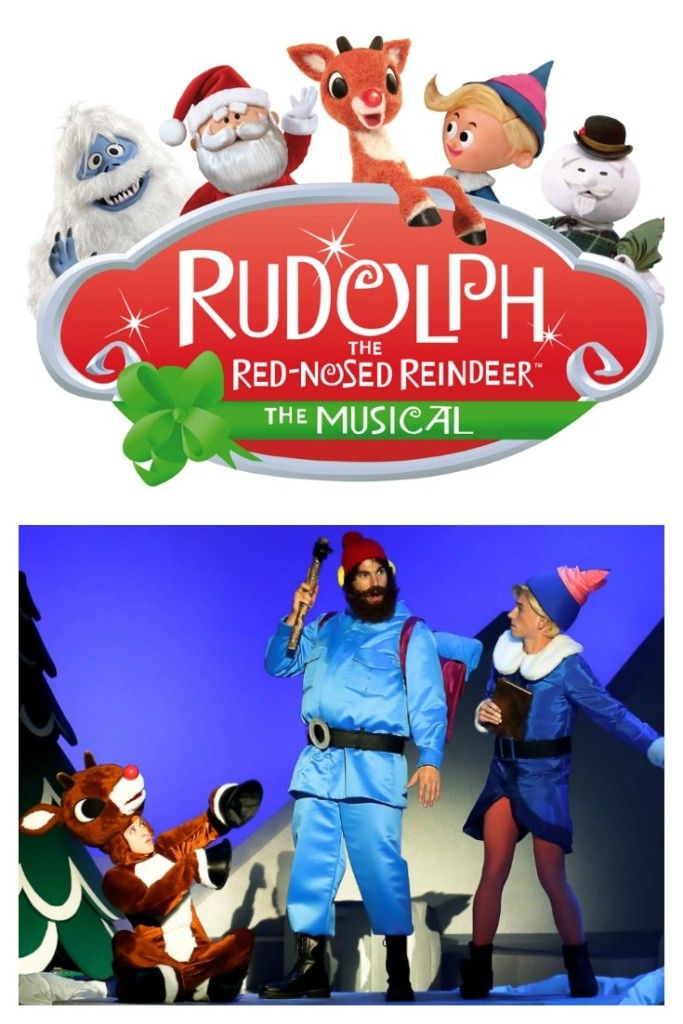 Use this discount code to save 15% on tickets to see Rudolph the Red Nosed Reindeer The Musical coming to the Dolby Theatre in Hollywood on December 23 & 24, 2016. via @socalfieldtrips