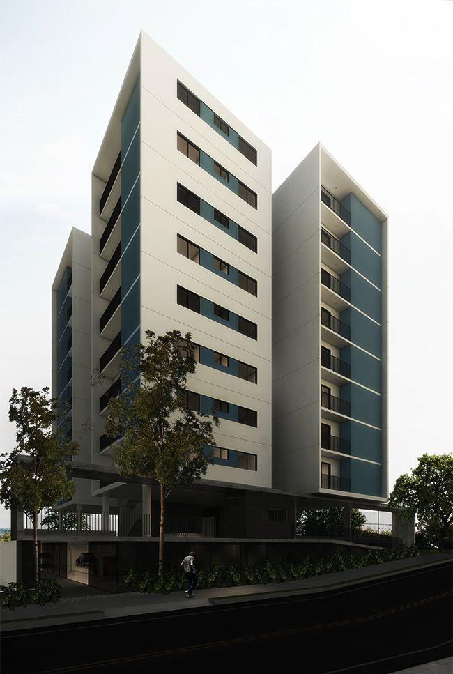 Edifício Samambaia - Apino arquitetos