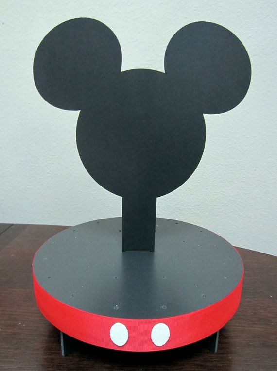 mickey cake pop holder