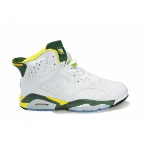 Air Jordan 6 (VI) Olympics White Army Green Yellow $86.00 With 47% Off http://www.centrafilmes.com/