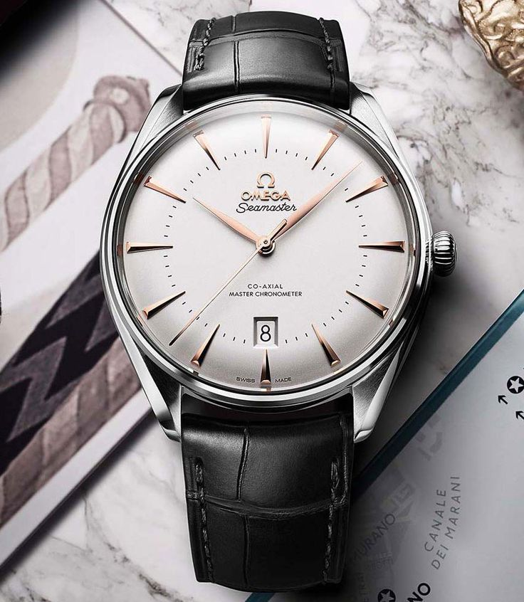 "Omega launches a new version of the Seamaster available only in Venice. Hence the name Seamaster ""Edizione Venezia"". Combining vintage Seamaster vibes with modern quality of execution and advanced Master Co-Axial Chronometer movements"