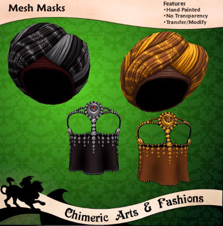 Chimeric Fashions