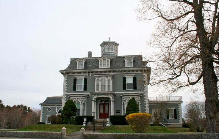 16 most popular roof types in the us calculate local for Mansard style roof
