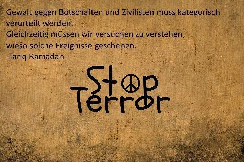 Zitate Gegen Terror