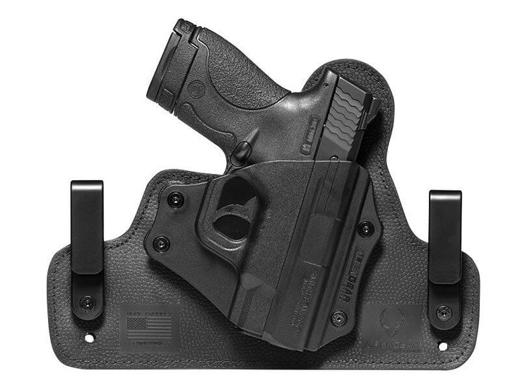 S&W M&P Shield 9mm Inside the Waistband Holster