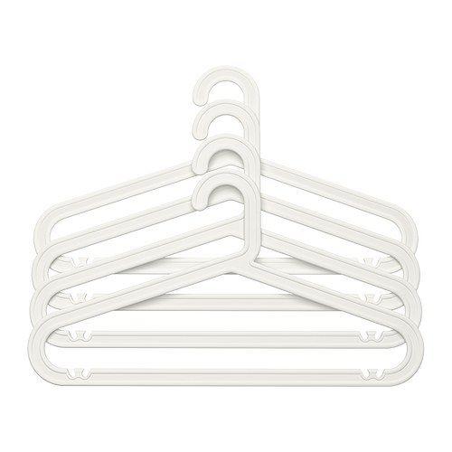 บอกกิส ไม้แขวนเสื้อ IKEA เหมาะสำหรับใช้งานทั้งในบ้านและนอกบ้าน ผลิตจากพลาสติกเคลือบสารป้องกันรังสียูวี ช่วยยืดอายุการใช้งาน