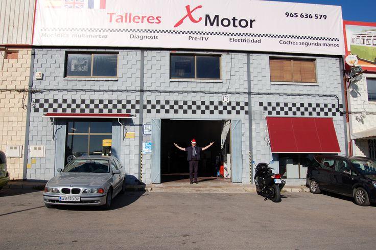 #auto #moto #tallermecanico #campello #alicante #multimarcas talleres multimarcas Xmotor https://xmotorblog.wordpress.com/ taller mecanico alicante
