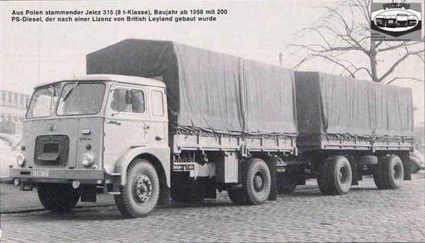 Jelcz 315 E