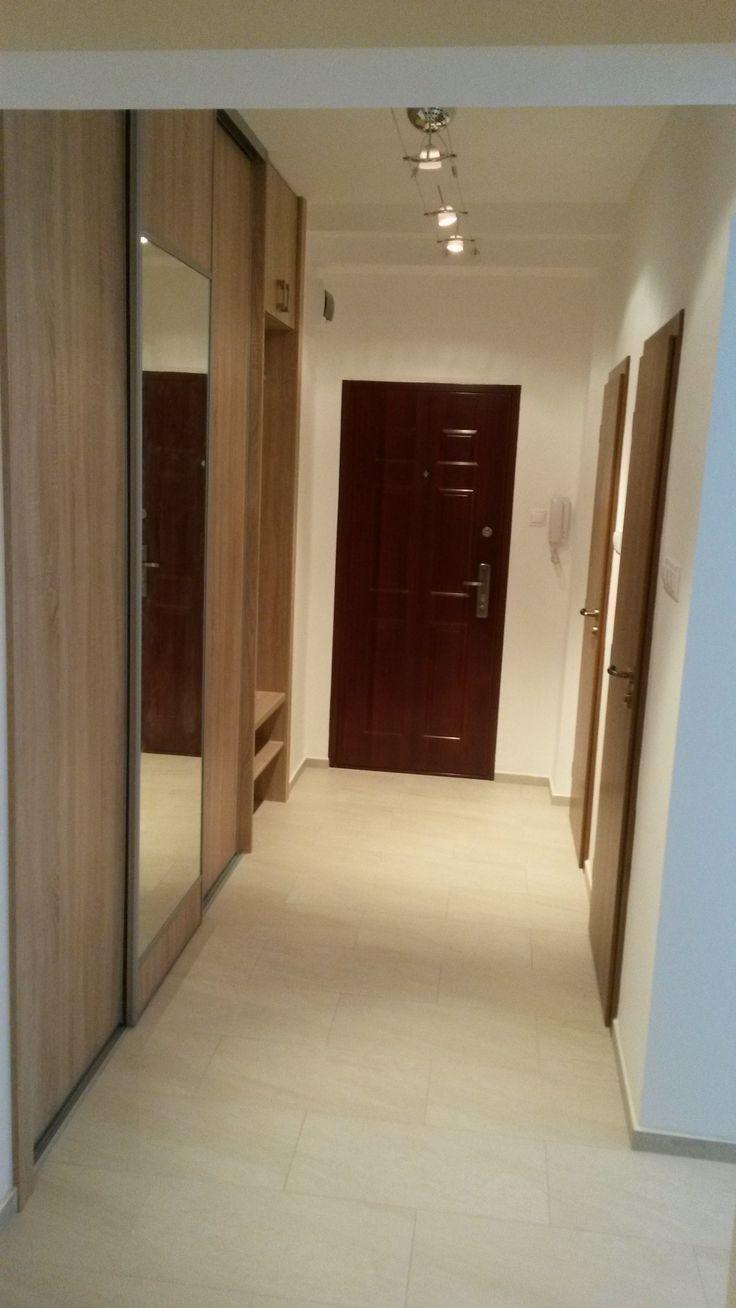 Rekonštrukcia bytu-chodbová časť