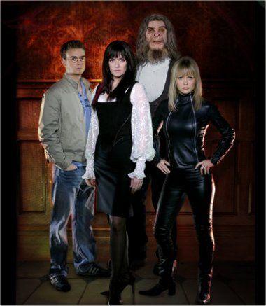 Sanctuary: Tv Series, Sanctuary Tv, Favorite Tv, Movie Televi, Tv Series, Movies Television, Movie Postersstil, Movie Poster Stil, Tv Fav