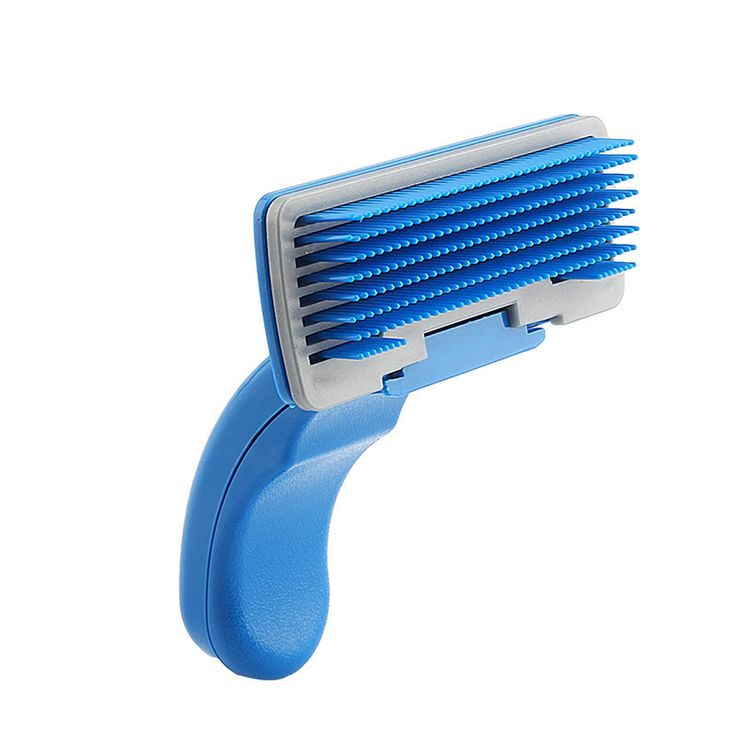 >> Click to Buy << Blue S/L Size Pet Grooming Brush Cats Dog Brushes And Combs Hair Brush For Dogs Cepillos Para Perros Spazzola Per Gatti #Affiliate