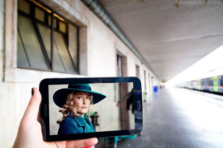 Visiting #Hannibal Locations in Florence, Italy  #MadsMikkelsen #HughDancy #GillianAnderson #LaurenceFishburne #travel #filmtourism #sceneframing #wanderlust #photography