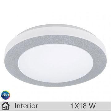 Plafoniera LED iluminat decorativ interior Eglo, gama Capri, model 93508