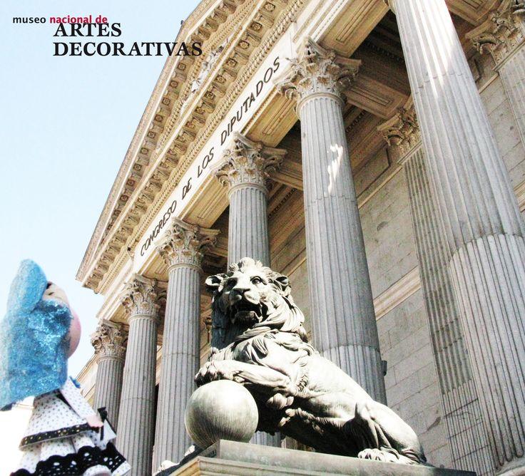 ¡Los famosos leones de Ponciano Pozzano impresionan hasta a la señora Vicenta! ¡Se ha quedado petrificada! / MNAD