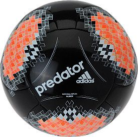 Quinn's x-mas gift to Jasper -- adidas Predator Glider Soccer Ball #giftofsport