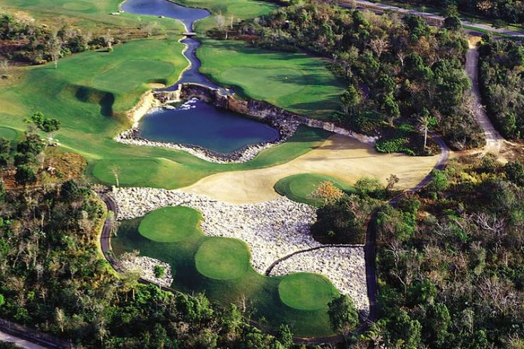 Guavaberry Golf & Country Club, Juan Dolio, Dominican Republic.