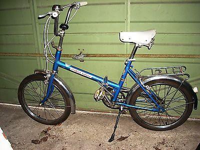 Elswick Hopper Folding Shopper Bike 15 Frame 20 Wheel
