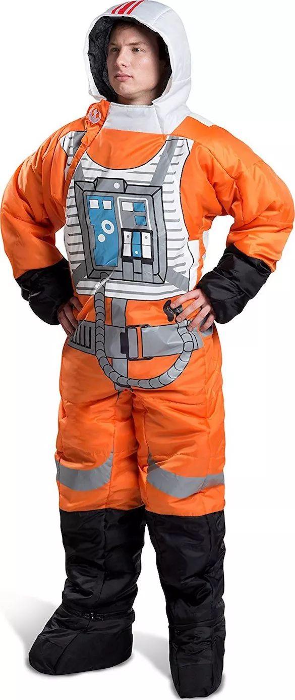 Cosplay In Your Sleep With 'Star Wars' Sleeping Bag Costumes