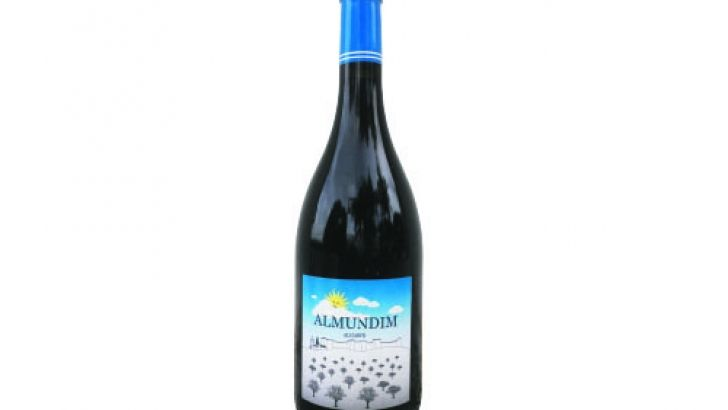 Almundim, an unusual & interesting Algarve Wine