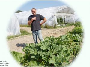 Les bons légumes du Jardin du  Pré Pichaud à Arthon en Retz • Hellocoton.fr