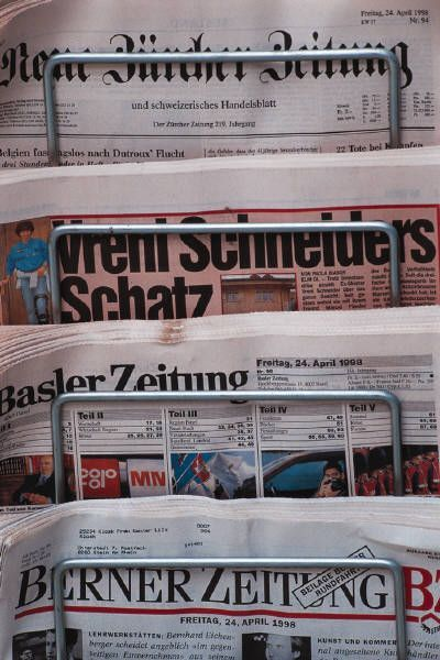 Improve your German with 10 useful German Magazines