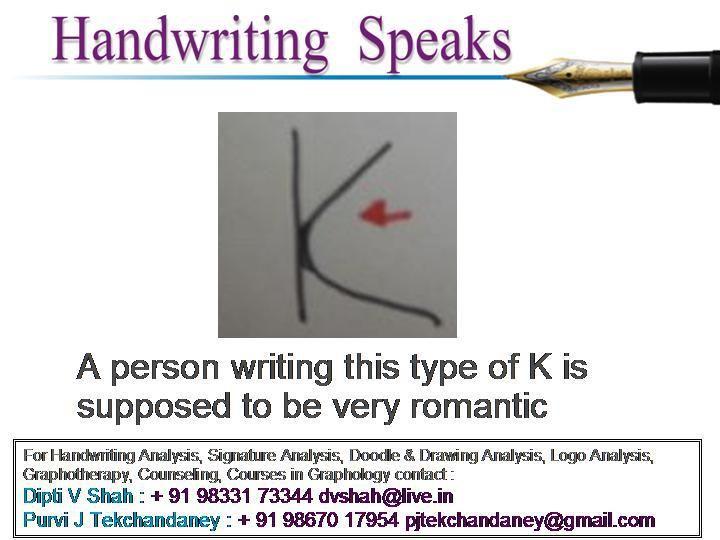 Handwriting Sniffer