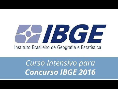 Curso Preparatorio Concurso IBGE 2016 - Cartografia resolucao de questoes